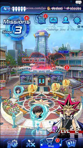 duel links mod apk 2019