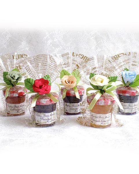 【プチギフト】フランス産の良質な果物のジャムの大人気プチギフト♪スウィートローズ