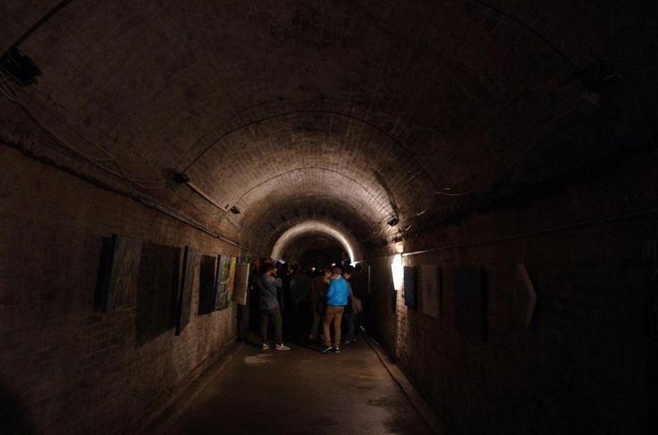 rifugio antiaereo della Seconda Guerra Mondiale del Pincio del Parco della Montagnola