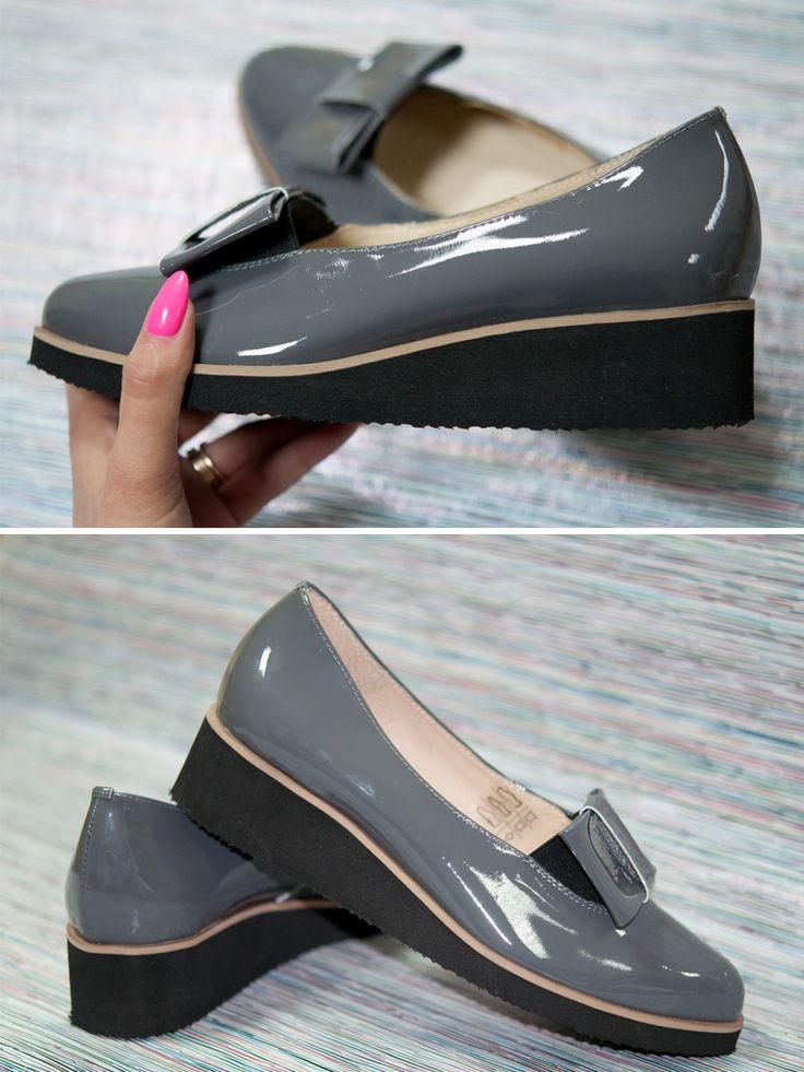 #eksbut #eksbutystyle #fashion #moda #style #springcollection #spring #shoes #buty #women #trendy #grey