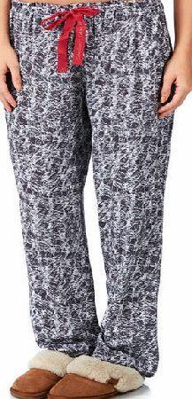 Calvin Klein Womens Calvin Klein Woven Viscose Pyjama Womens pyjama bottoms