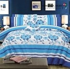 Bed Quilt Cover Set Queen Size Design: Kaylin Obsession Night