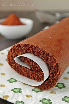 PASTA BISCOTTO AL CACAO a base solo di farina e uova eccovi una versione semplice e veloce al cacao