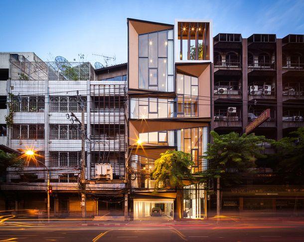 SIRI house, Bangkok - IDIN Architects