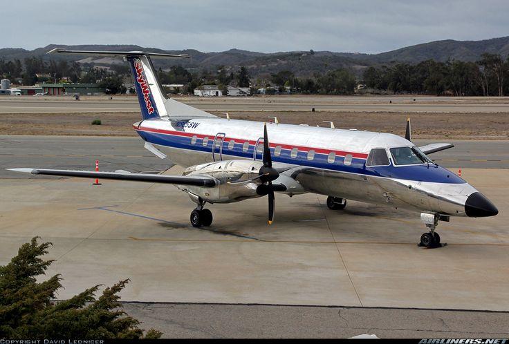 Skywest Airlines Embraer EMB120ER Brasilia San Luis