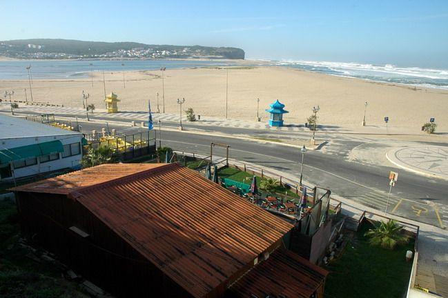Natação em Águas abertas, Oeste Praia da Foz do Arelho   (Caldas da Rainha) - Distrito de Leiria   Guia da Cidade   Região Centro