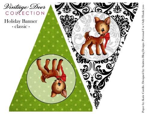 Cute vintage deer printable.  http://www.4shared.com/photo/gw_JtEEE/Vintage_Deer_Collection-Banner.html