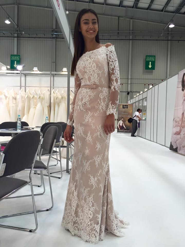 Tina Valerdi 2017 svadobné šaty