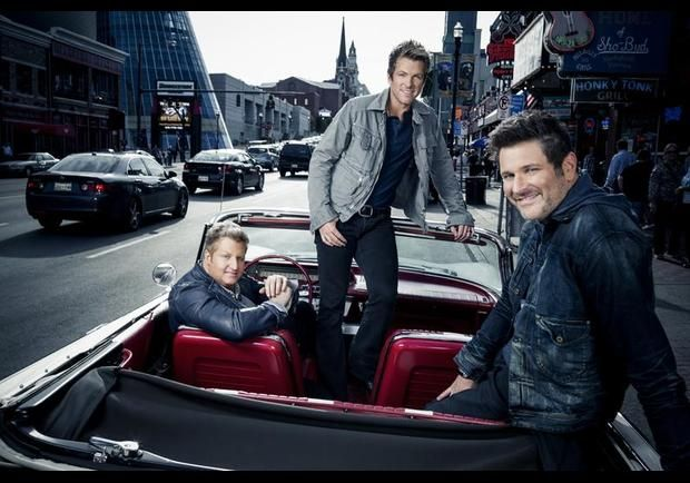 Grand New Nashville: A Private Tour From Rascal Flatts