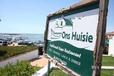 Welcome to Ons Huisie