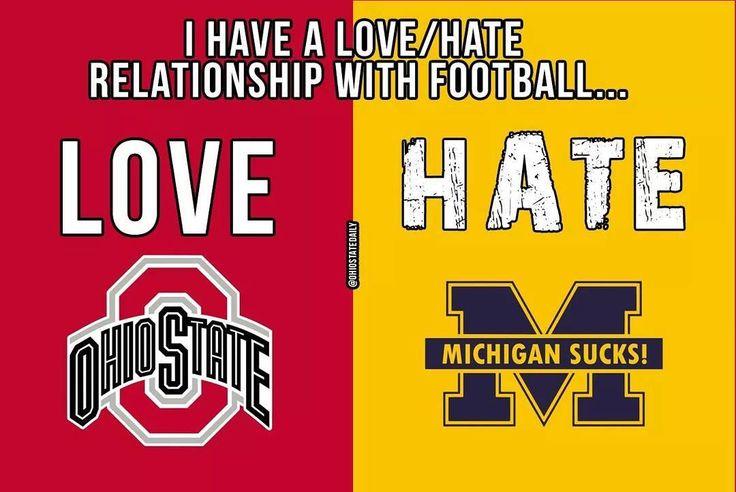 Let's Go! #Ohio State Buckeyes!F**k *ichigan!