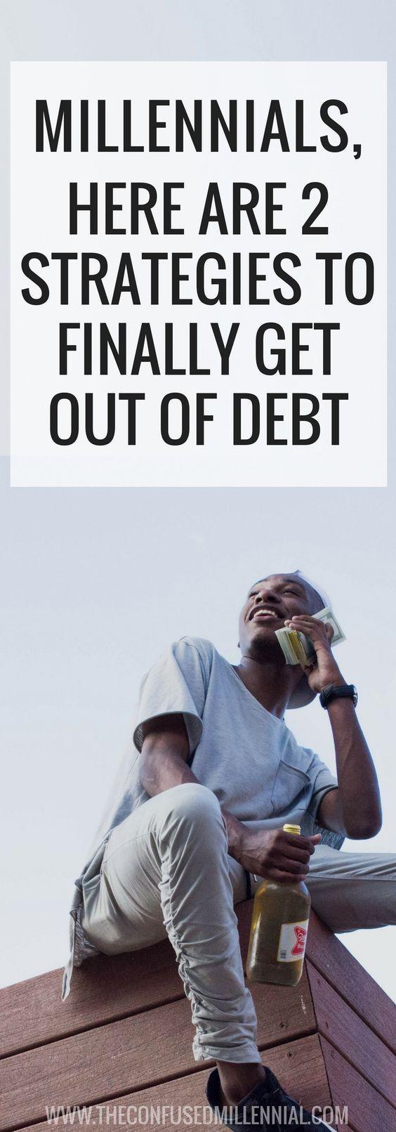 millennial money tips, debt repayment, debt snowball, debt avalanche, how to repay debt, #debt, #debtrelief, #debtrepayment, #getoutofdebt, #snowballmethod, #avalanchemethod, #repairyourcredit, #millennialmoney