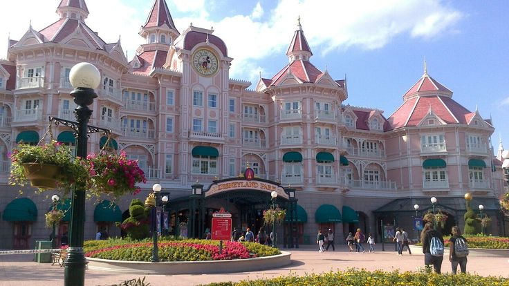 Disneyland Paris !