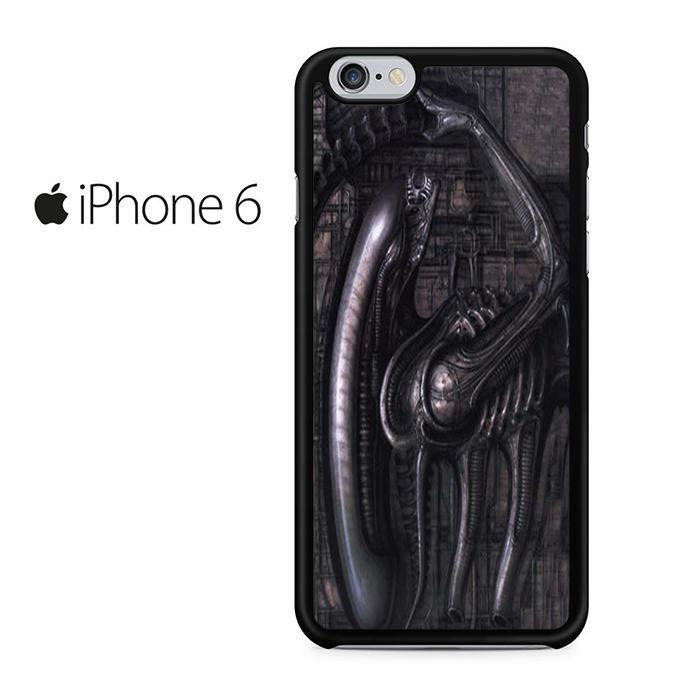 Giger's Alien Film Design 20th Century Fox Iphone 6 Iphone 6S Case