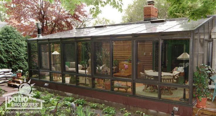 Solarium Addition In 2019 Patio Enclosures Rooftop