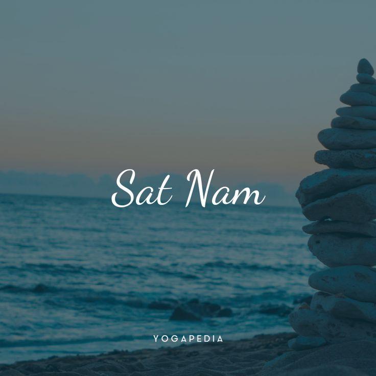 Satnam Kundalini Mantra Yoga Mantras Sanskrit Words