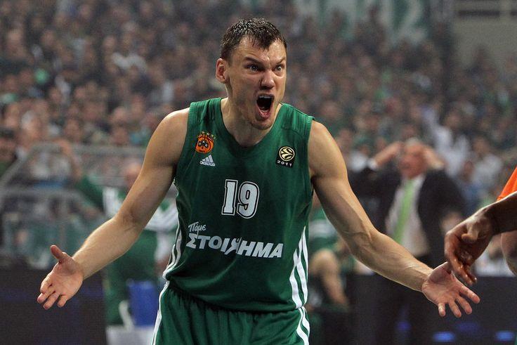 Panathinaikos Pinterest: 17 Best Images About European Basketball On Pinterest