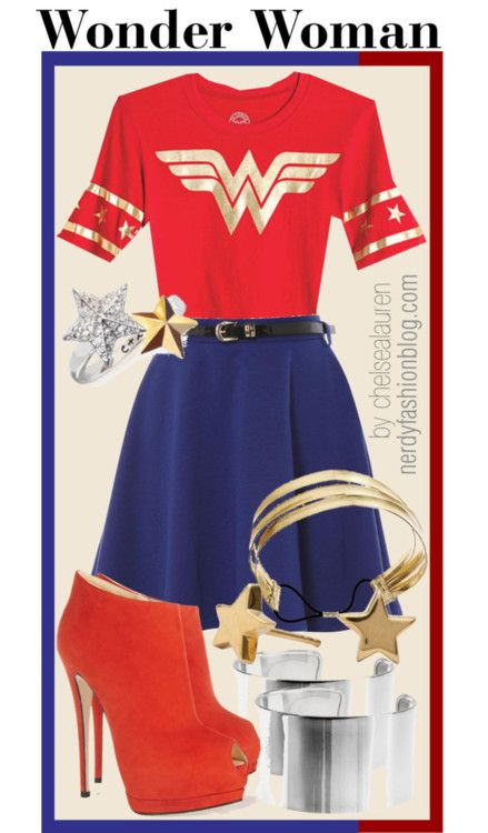Wonder Woman | DC Comics by chelsealauren10