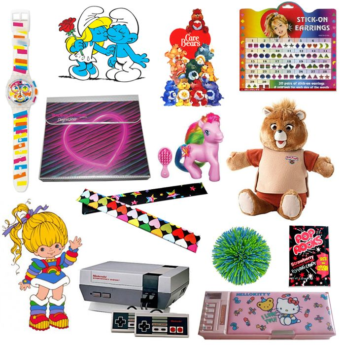 80s Kids Memories - Oh my!