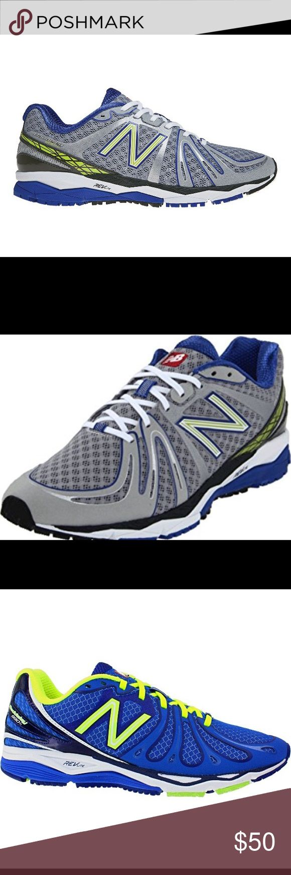 BRAND NEW! New Balance 890 v3 Running sneakers New Balance 890v3 running sneakers, size Men's 11, brand new in box, never worn, original price was $110. Now $49, (9) pairs of Silver available, width D New Balance Shoes Sneakers