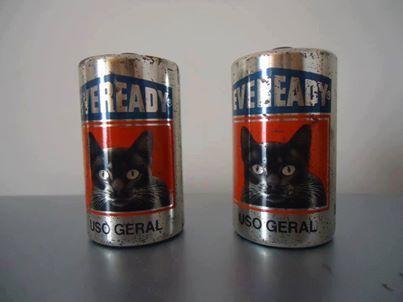 Eveready, a Pilha do Gato!