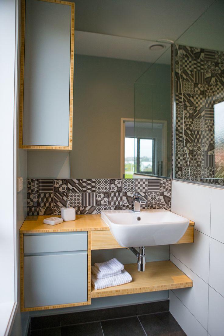 Bathroom 627. Sally Steer Design Ltd. Wellington, NZ.