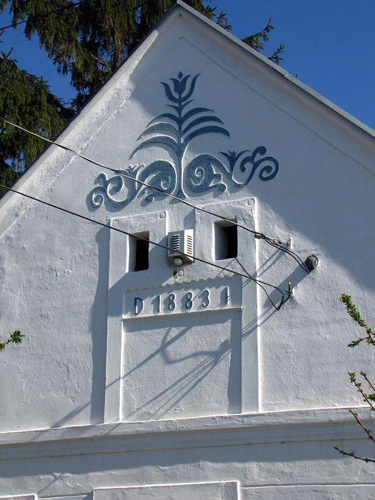 az Őcsényi tájház