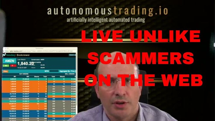 AI Trading Bot Algorithm Amazon Earnings Preview (With