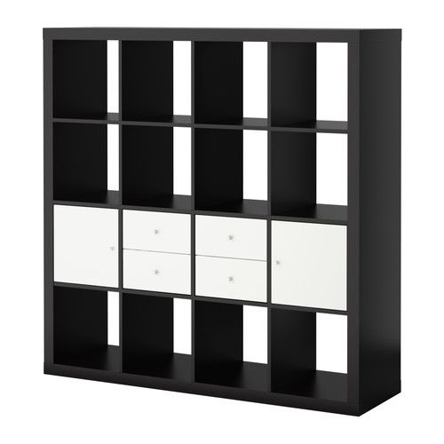 hm the dining area needs a little something expedit storage combination w doors drawers. Black Bedroom Furniture Sets. Home Design Ideas