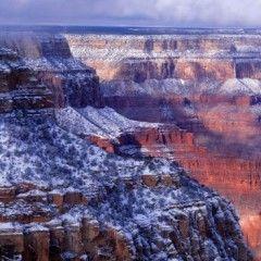 5 Nejlepší Národní parky v USA pro zimní dobrodružství