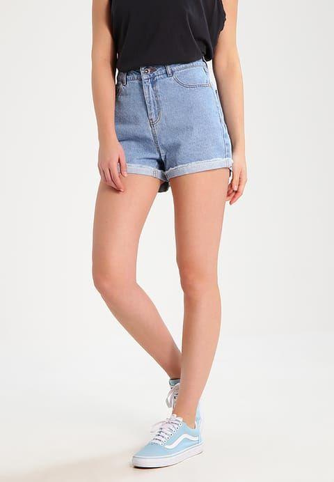 Vero Moda VMBE NINETEEN - Jeans Shorts - light blue denim für 19,95 € (04.05.17) versandkostenfrei bei Zalando bestellen.