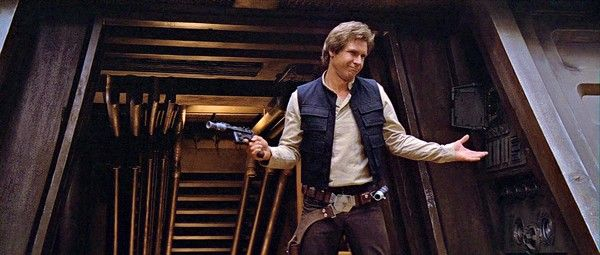 Why Aren't You Following Han Solo's Ridiculously Funny Dad Jokes On Twitter?