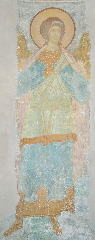 Один из семи архангелов Михаил. Барабан