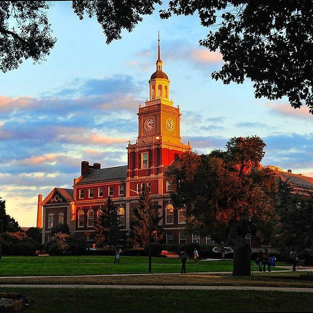 Howard University. Lord it's so beautiful.
