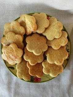 galletas de naranja