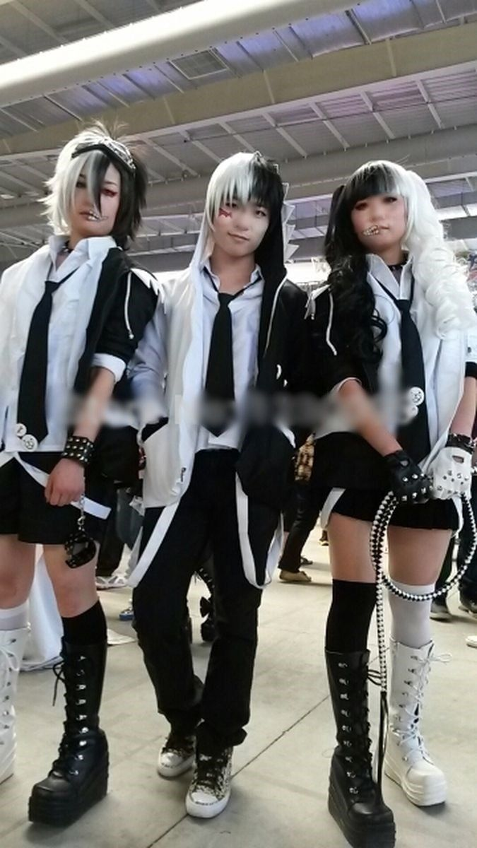 Danganronpa Trigger Happy Havoc Monokuma Anime Cosplay