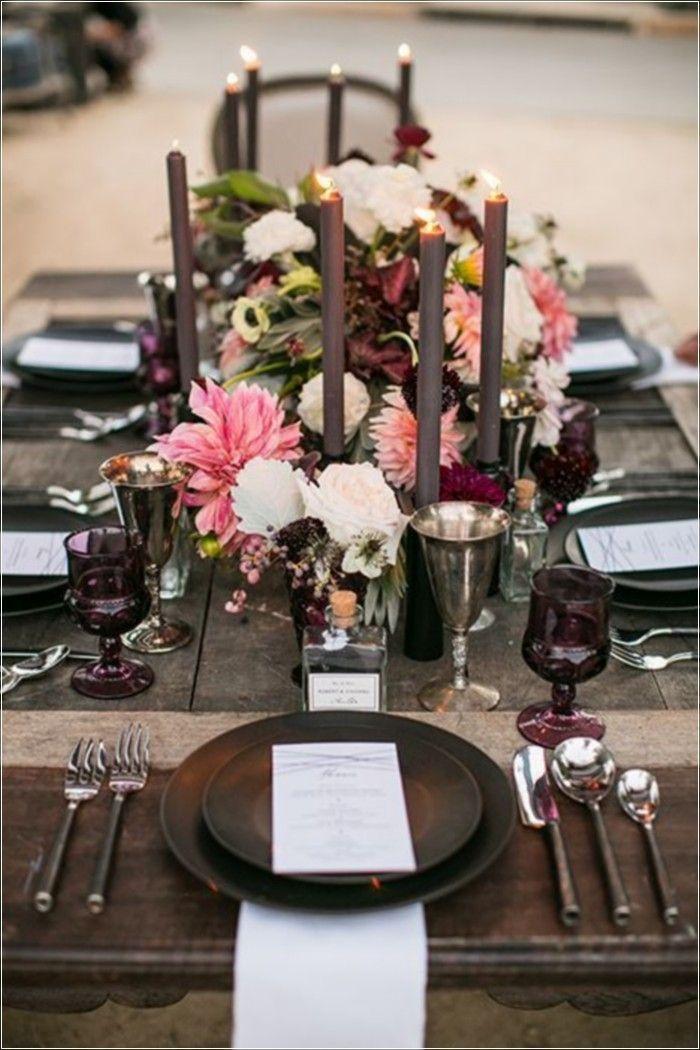 114 Adorable Wedding Dinner Table Ideas Our Favorite Diy Wedding