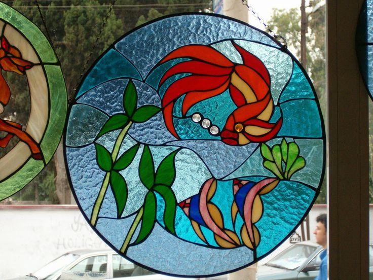 tiffany vitray, stained glass