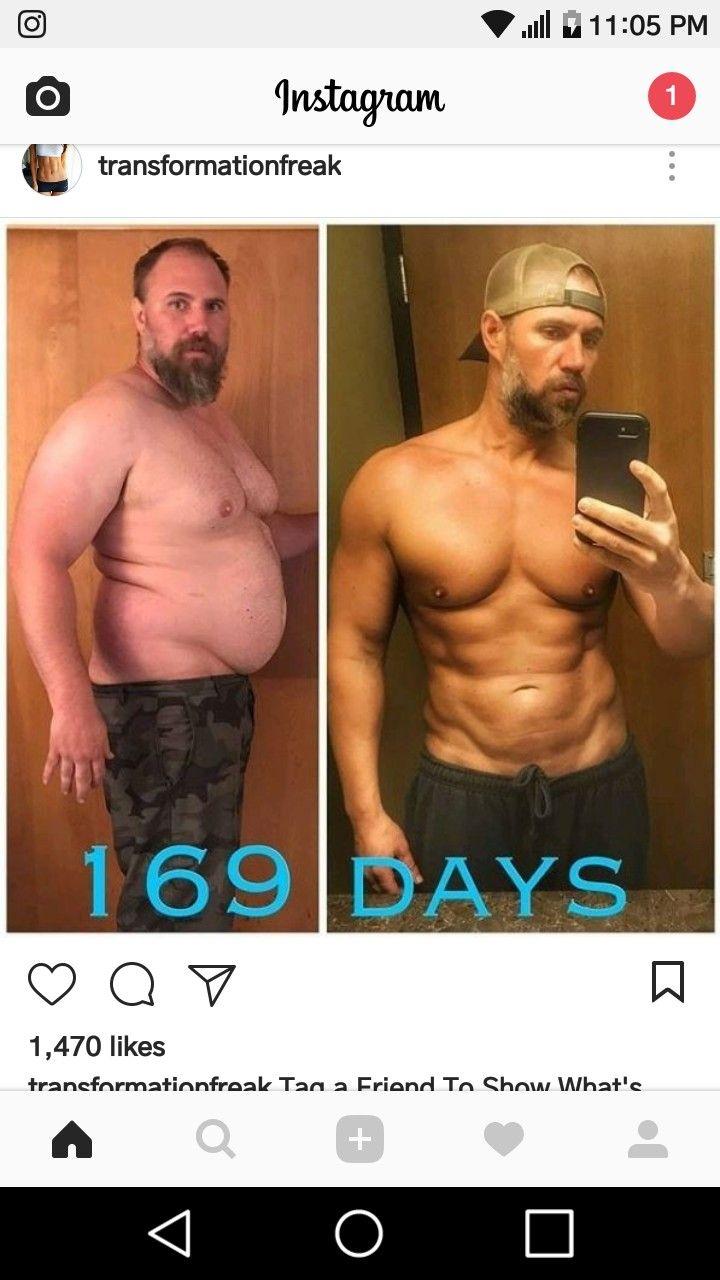 Похудеть и накачаться в 40