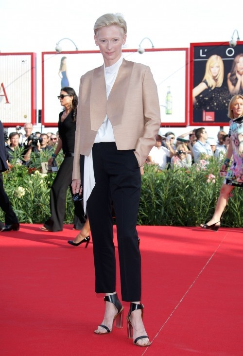 Tilda Swinton in Viktor & Rolf