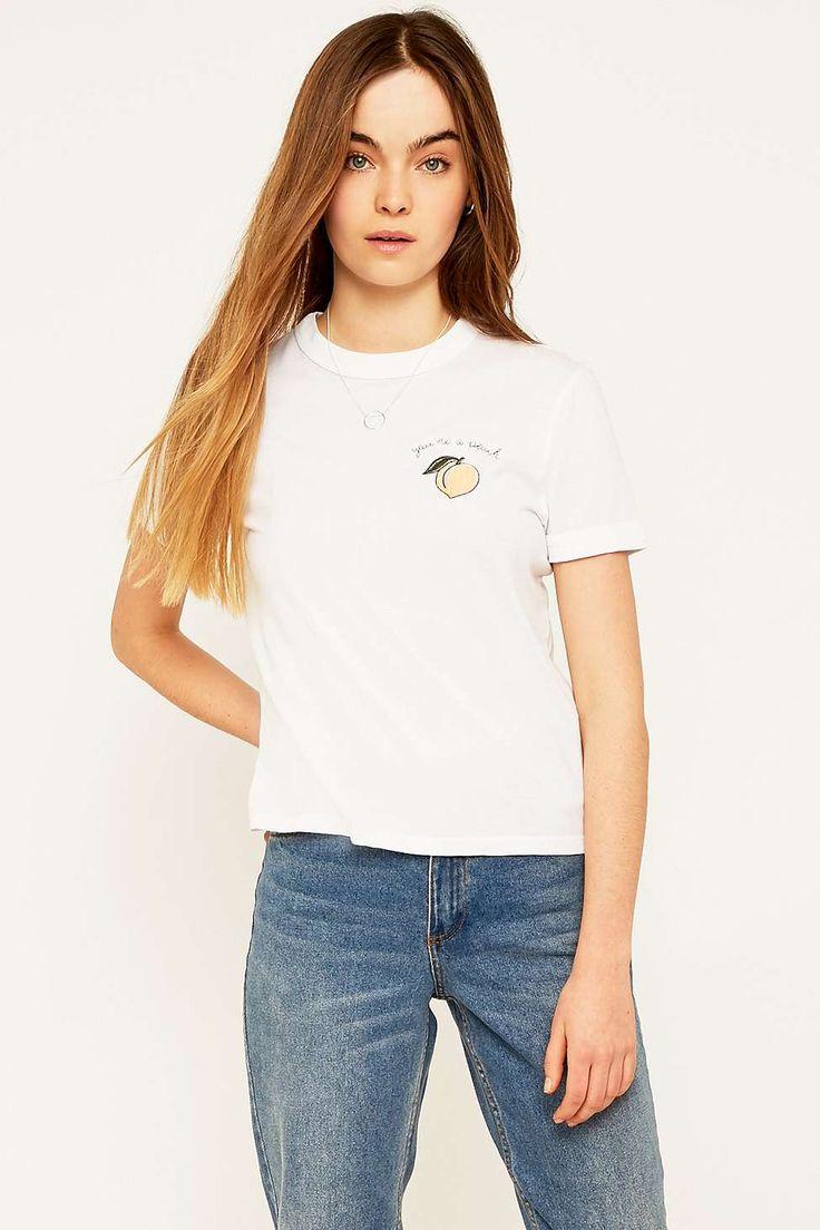 Future State - T-shirt pêche à bords contrastants