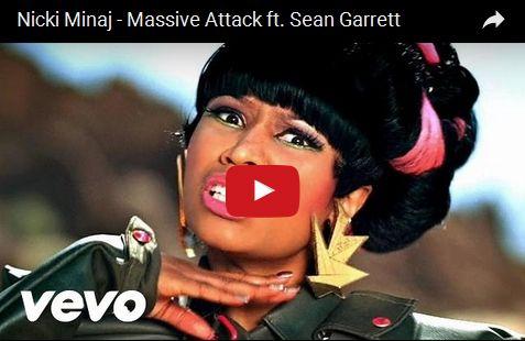 Watch: Nicki Minaj - Massive Attack ft. Sean Garrett See lyrics here: http://nickiminaj-lyrics.blogspot.com/2012/08/massive-attack-lyrics-nicki-minaj-feat.html #lyricsdome