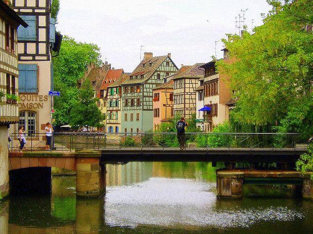 » La gran isla medieval de Francia (Estrasburgo) Viajes – 101lugaresincreibles -