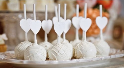 """These would be lovely for a First Holy Communion party served on our """"Blessed Day"""" dessert plates! :) http://www.catholicchild.com/BLESSED-DAY-DESSERT-PLATES/productinfo/30713/"""