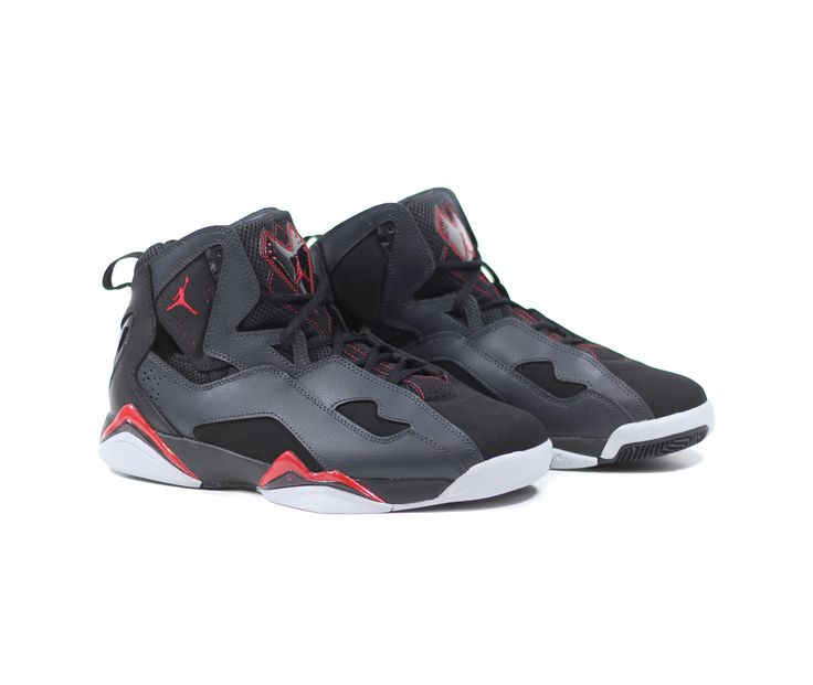 e8937334559 best price air jordan true flight black gym red anthracite wolf grey ef9a6  cbf3c