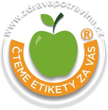 Výpis potravin s logem Zdrava potravina