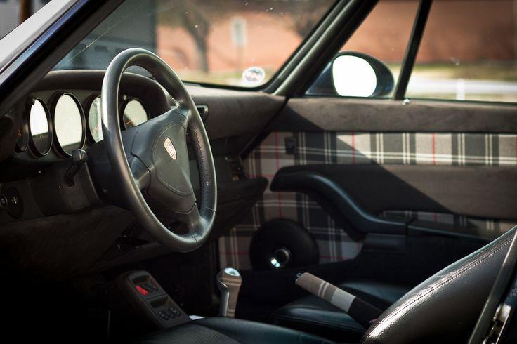 Porsche 993 Plaid Interior Jpg 1 000 215 667 Pixels Dux