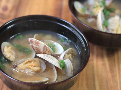 美味しいあさりの味噌汁の作り方(レシピ)
