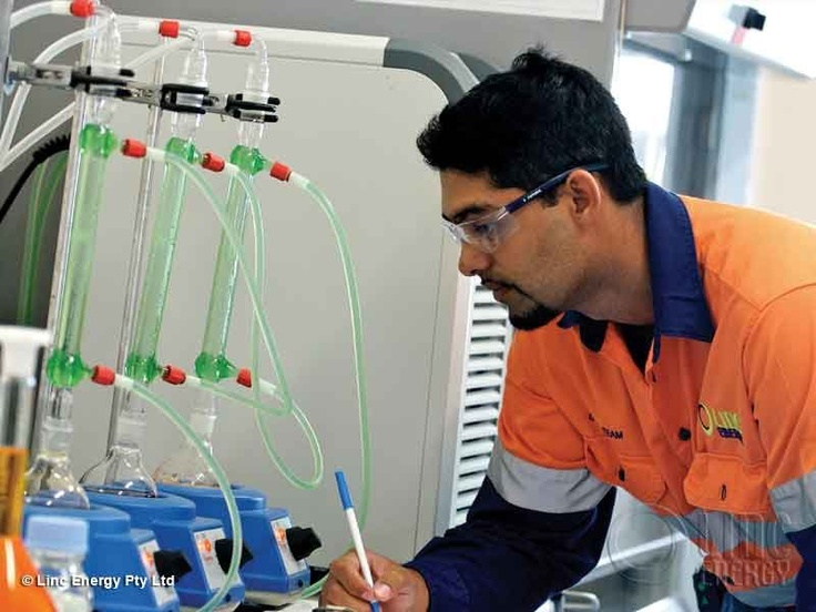 A UCG to GTL demonstration at our world-class lab in Queensland