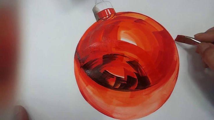 기초디자인 크리스마스 볼 채색 Christmas ball designs based paint